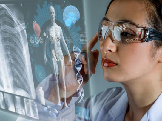 Imaging services for clinical trials
